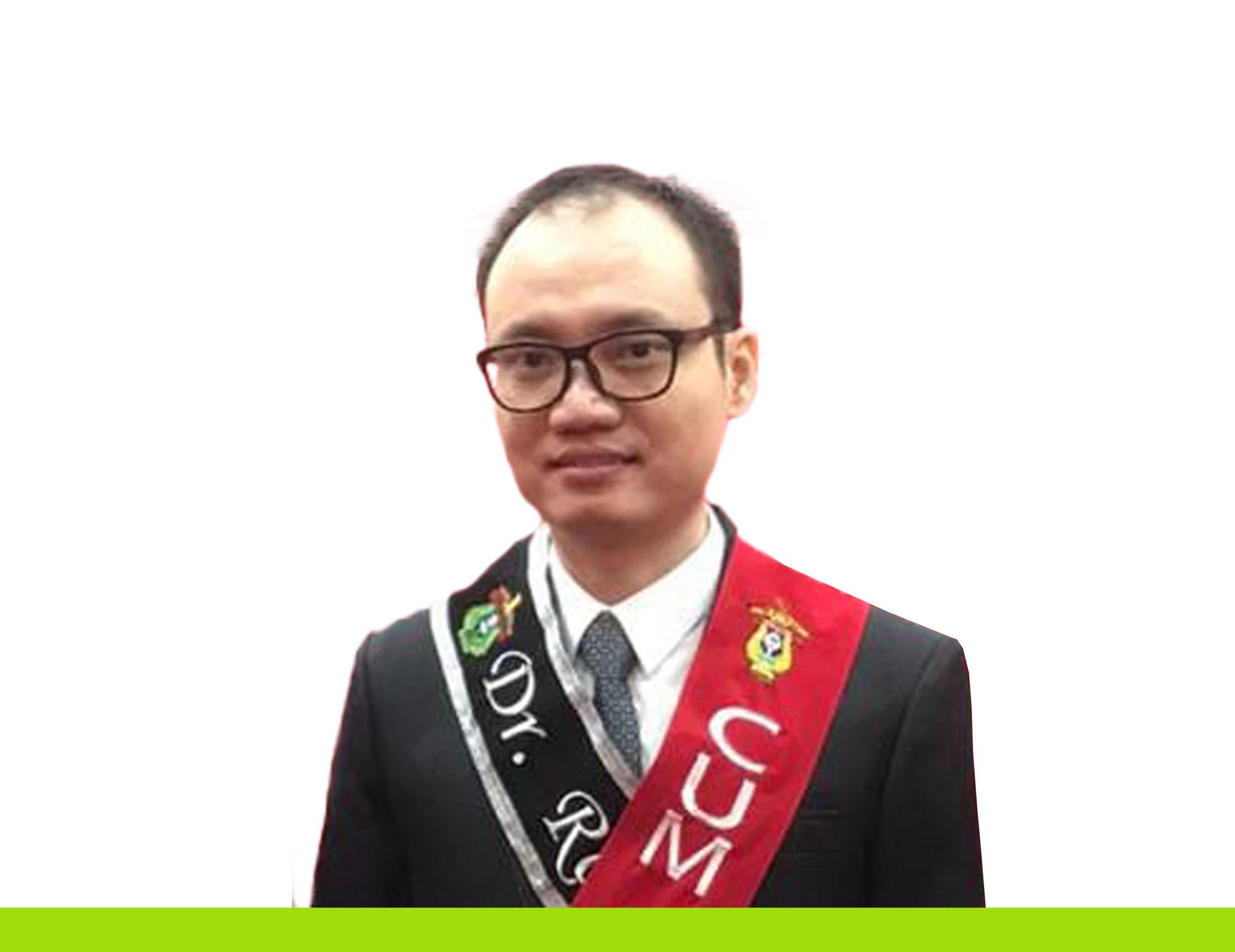 Dr. Robert Jao, S.E., M.Si.